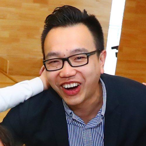 朱子穎校長 Principal Chu